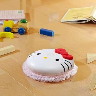 日本代購 sanrio 專門店 2018年 3月 hello kitty  自動掃地機