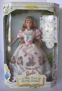 Barbie Doll - The Tale of Peter Rabbit