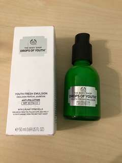 The Body Shop Drops Of Youth's Youth Fresh Emulsion