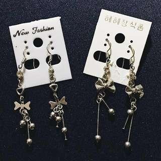 Korean Styled Earrings