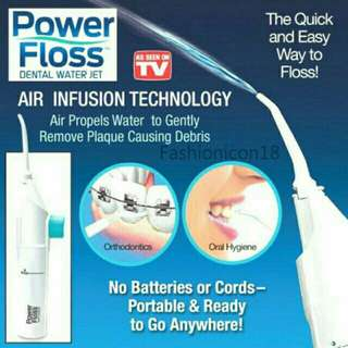 Denta Water Jet Floss for cleaning