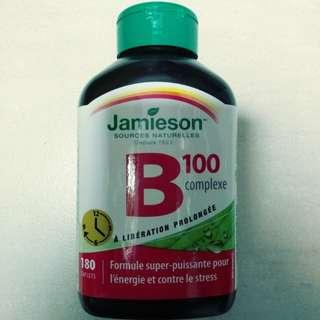 Jamieson 維他命B 100