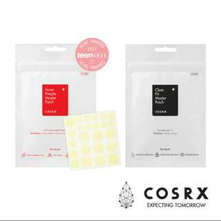 Cosrx Acne Pimple/Clear Fit Master pack