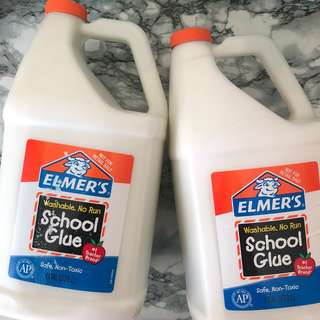 Elmer's white glue