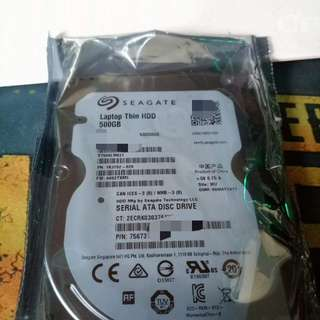 Seagate Laptop HDD