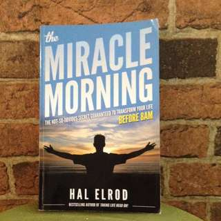 The Miracle Morning (Reserved)