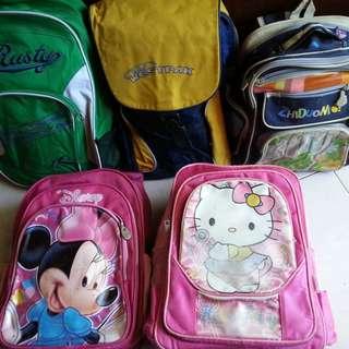 jual borongan tas ransel / sekolah