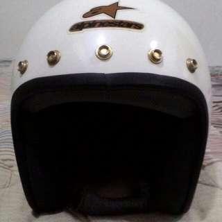 Helmet nos alpinestar 5 button