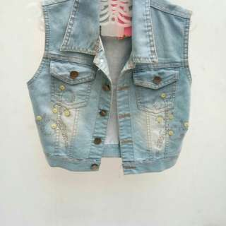 Rompi jeans blue