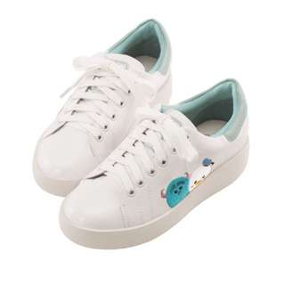 Tsum Tsum Embroidered Sneakers