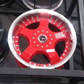 Velg Deep Racing Ring 15