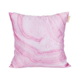 Pink Poundretteite Cushion - Bantal Sofa - 40 x 40
