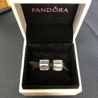 Pandora Decorative Clip-Stopper 固定夾