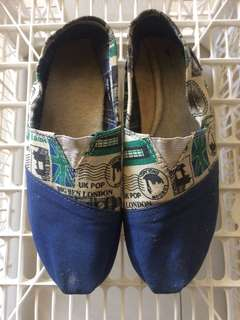 Sepatu dcash / wakai