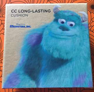 THE FACESHOP LONG-LASTING CUSHION ( AUTHENTIC)