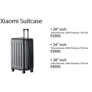 Xiaomi Suitcase and Luggage