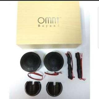 """Omni Beyond Z""""Full Range Speaker"""
