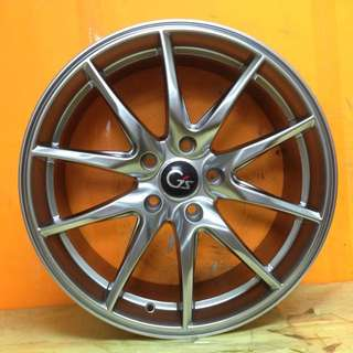 SPORT RIM 18inch GS DESIGNS WHEEL