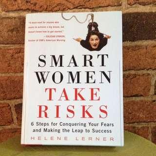 Smart Women Take Risk