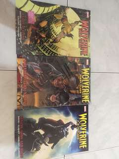 Wolverine First Class Graphic Novels