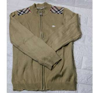 Burberry Wool Sweater