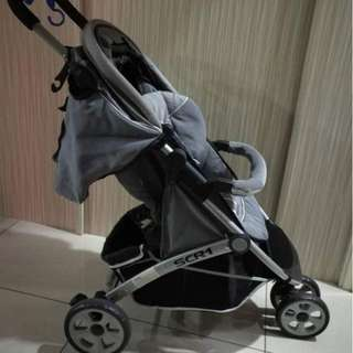 Baby Car Trolley