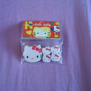 Hello Kitty Eraser
