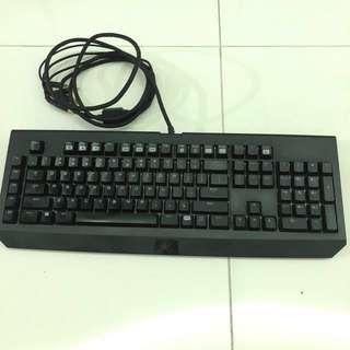 Razer Black Widow Chroma Keyboard