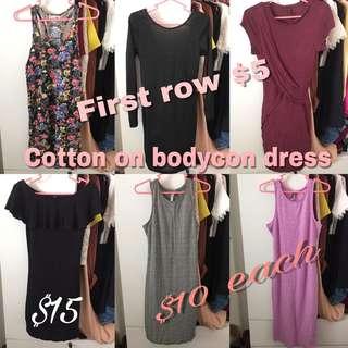 Dress/Blouses