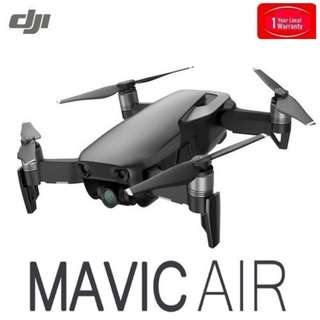 [Local Warranty] DJI Mavic Air Standard Set