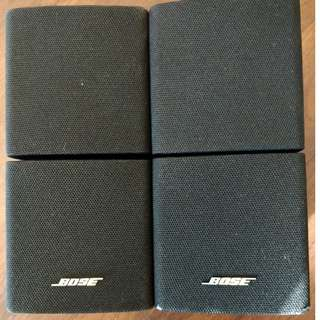 Bose Double Cube Speakers - Used