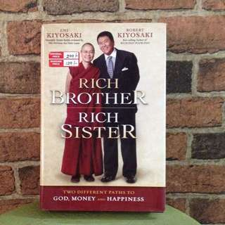 Robert Kiyosaki - Rich Brother Rich Sister
