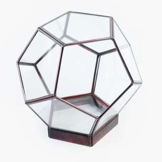 Dode Terrarium - Diameter 18 cm
