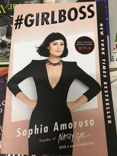 Book: Girl Boss (Sophia Amoruso)