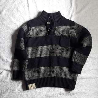 Tape à loeil boys sweater