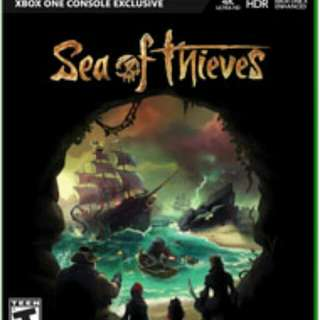 Xbox one game: Sea of Thieves