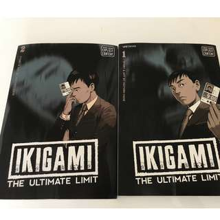 IKIGAMI 1&2