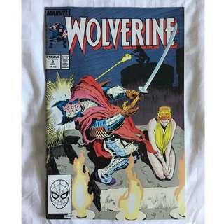 Wolverine No. 3