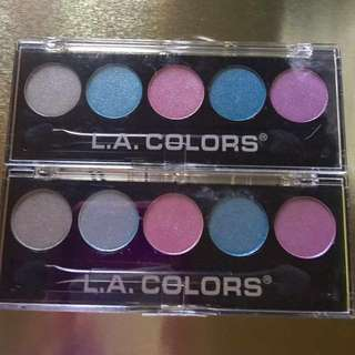 LA Colors Eyeshadow (Authentic)
