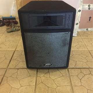Powered speaker Peavey Pro 12P 50/60Hz - 110Watts