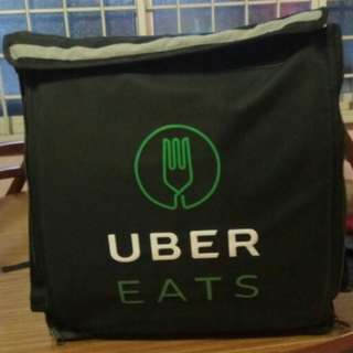 Uber Bag + Waterproof Uber raincot