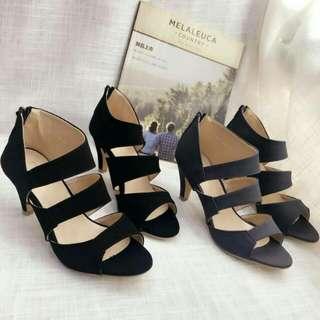 G*V*NCHY  Heels Shoes #100-1096  (24)*