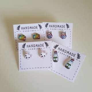 Cute Handmade Earrings