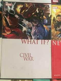 Civil War What If?
