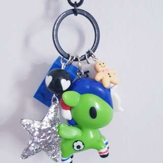 Neon star Keycharms