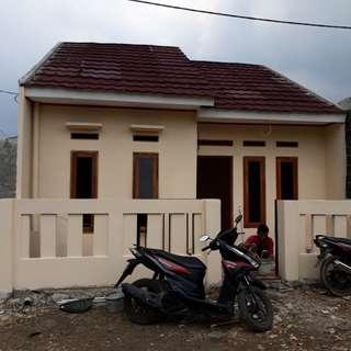 Rumah Kavling Baru Citayam
