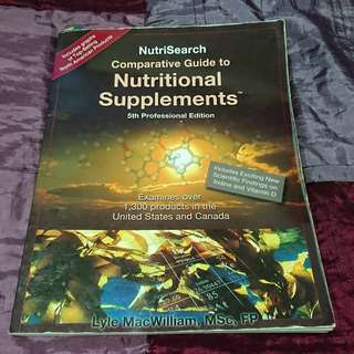 Nutritional Supplements Comparative Guide