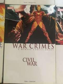 Civil War War Crimes