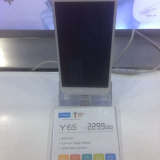 Vivo Y65 (NEW) Free 1x Cicilan