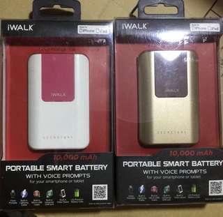 iWalk Secretary Powerbank 10,000mah (Authentic)
